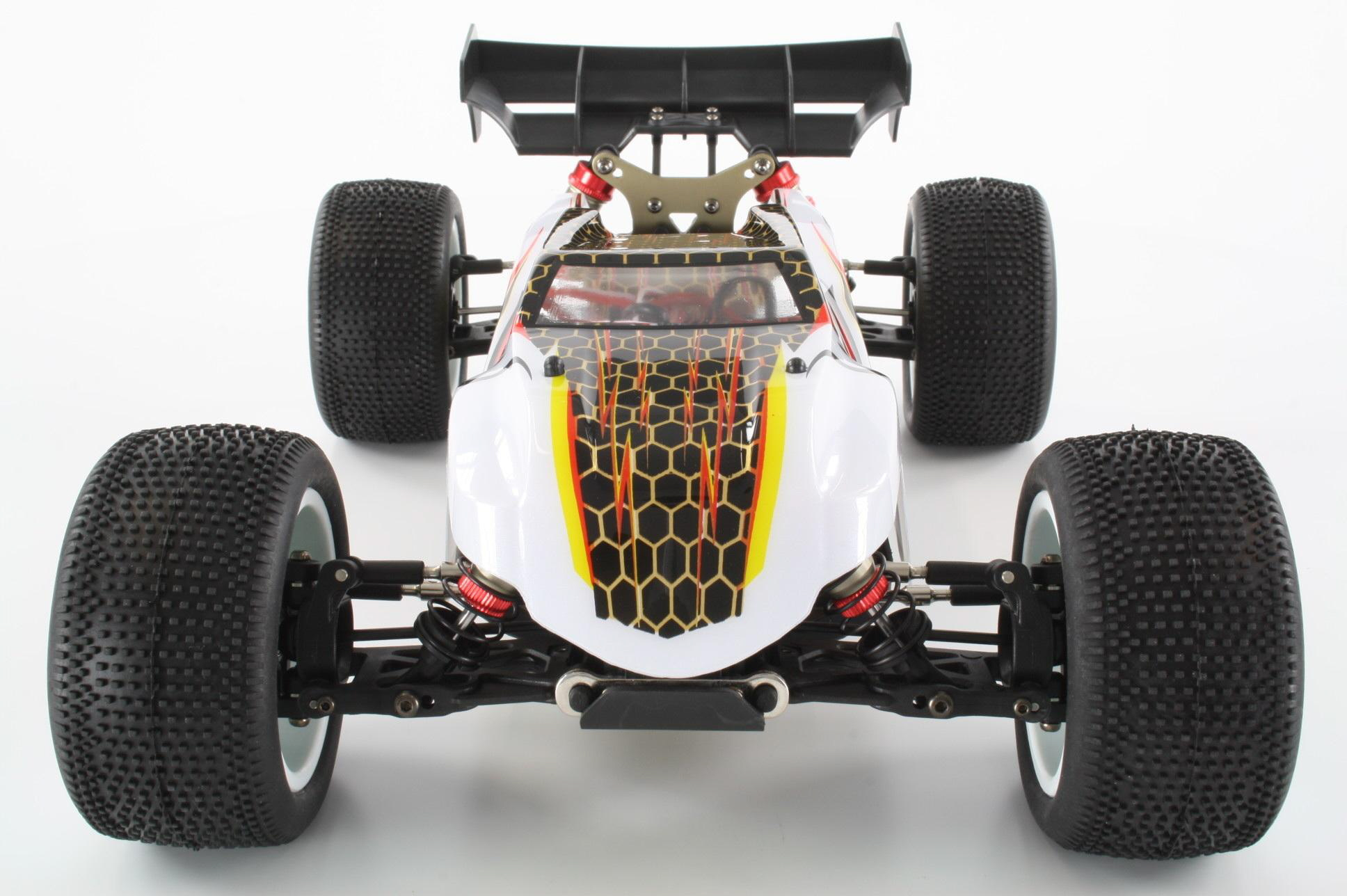 LC Racing Truggy 1:14