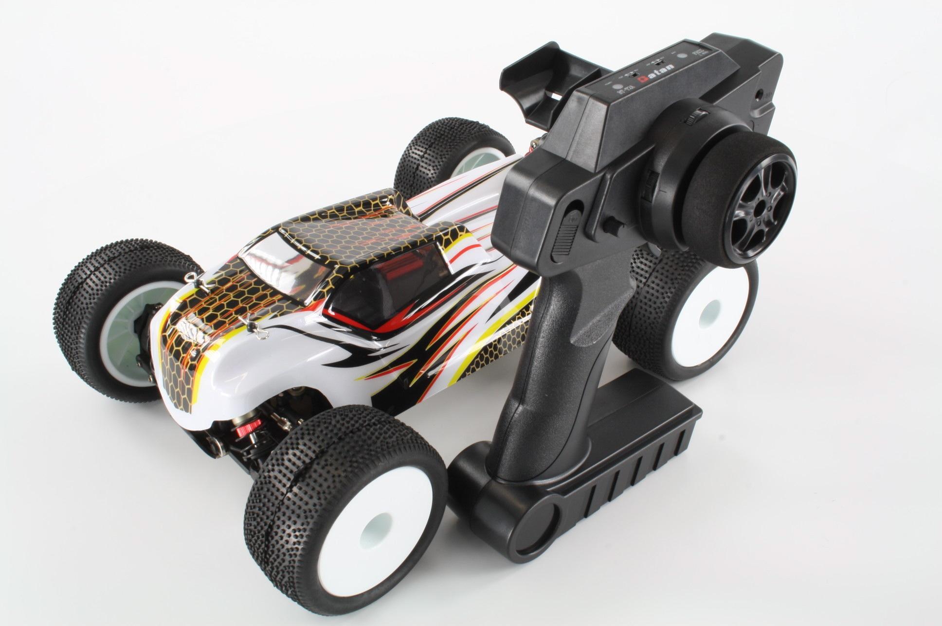 LC Racing Truggy 1:14