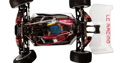 (Deutsch) LC Racing 1:14 Buggy Kit