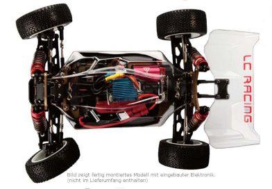LC Racing 1:14 Buggy Kit