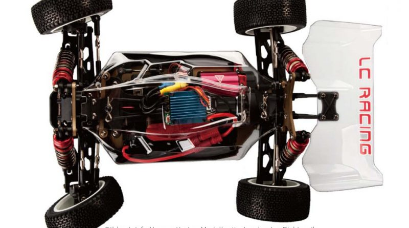 LC Racing 1:14 Buggy Kit