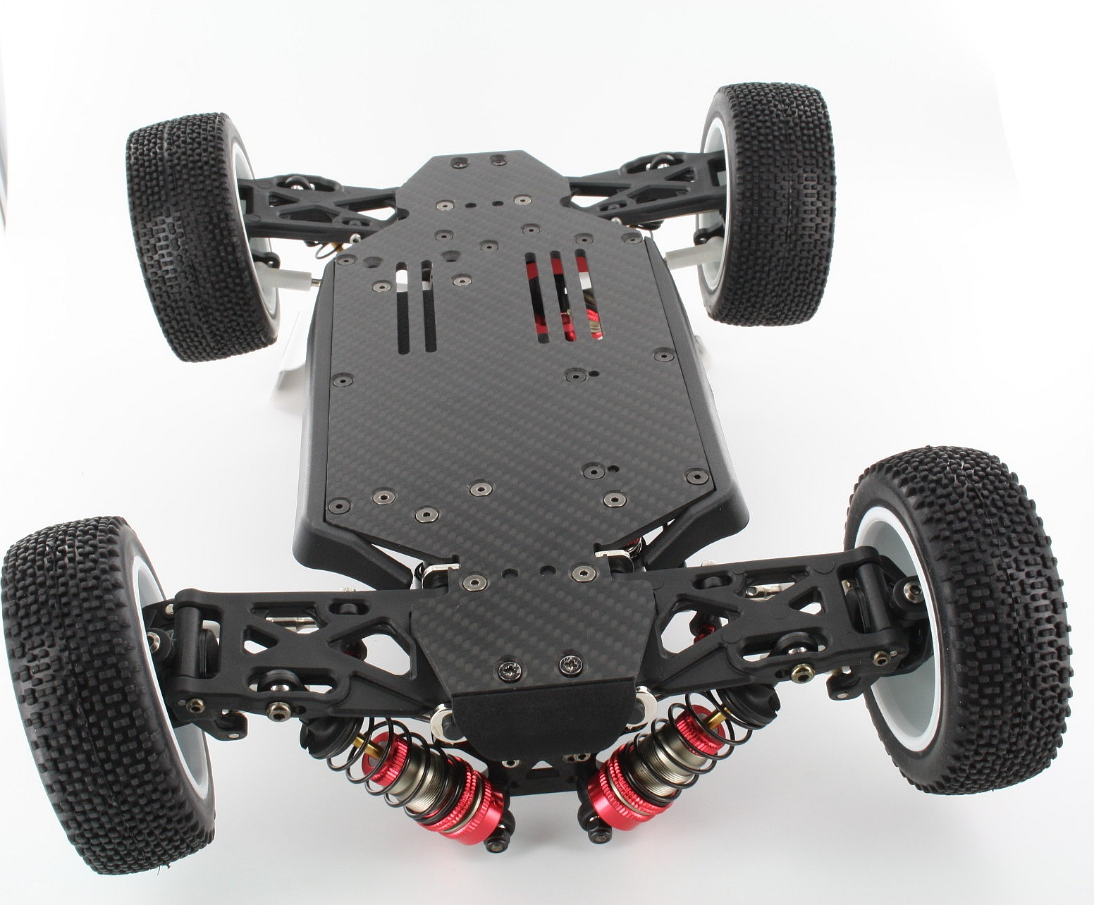 Chassis-3,0mm-Carbon-LC-Racing-Buggy-Monster-Truck