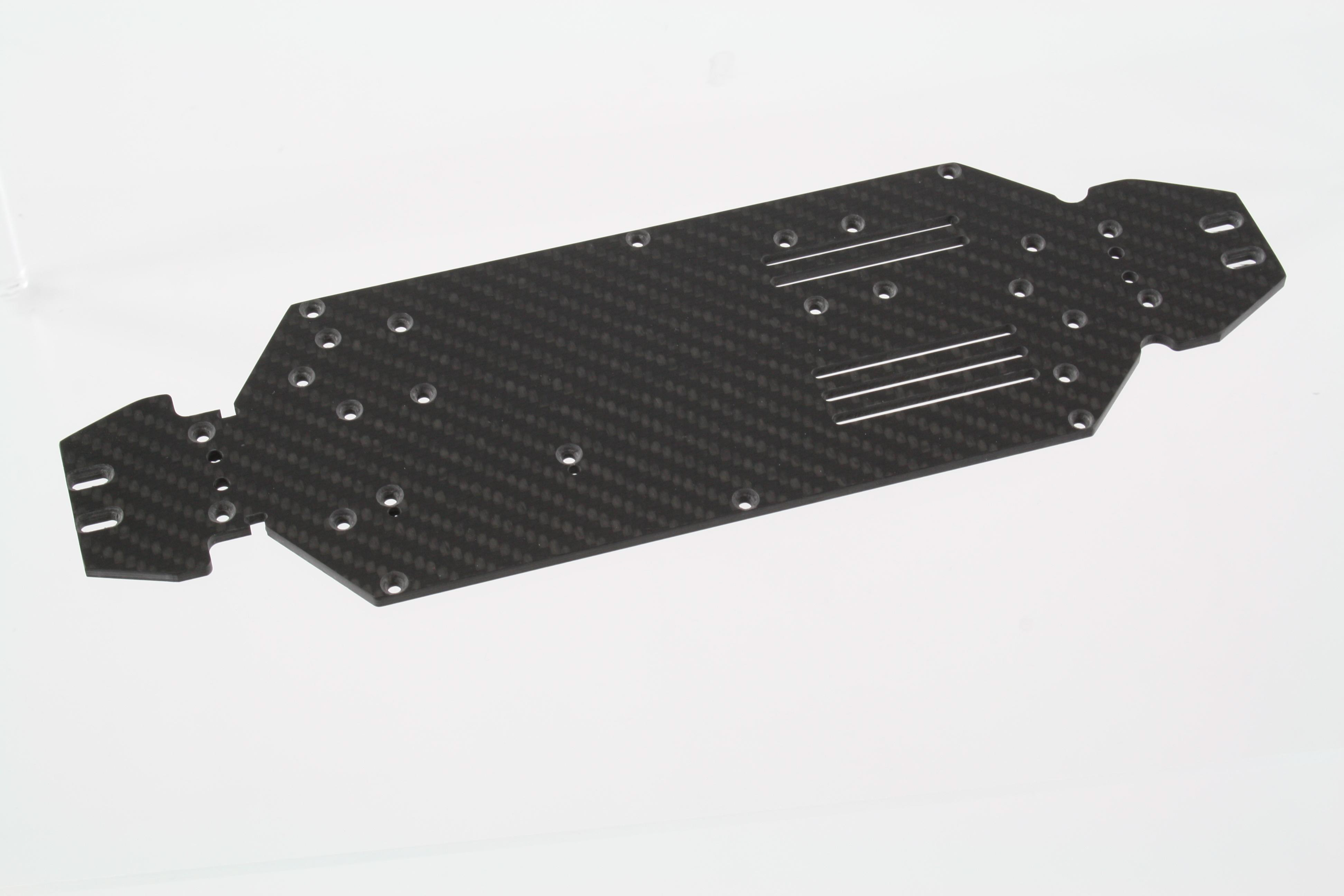 Chassis-3,0mm-Carbon-LC-Racing-Truggy-Desert-Truck-Short-Course-Rally