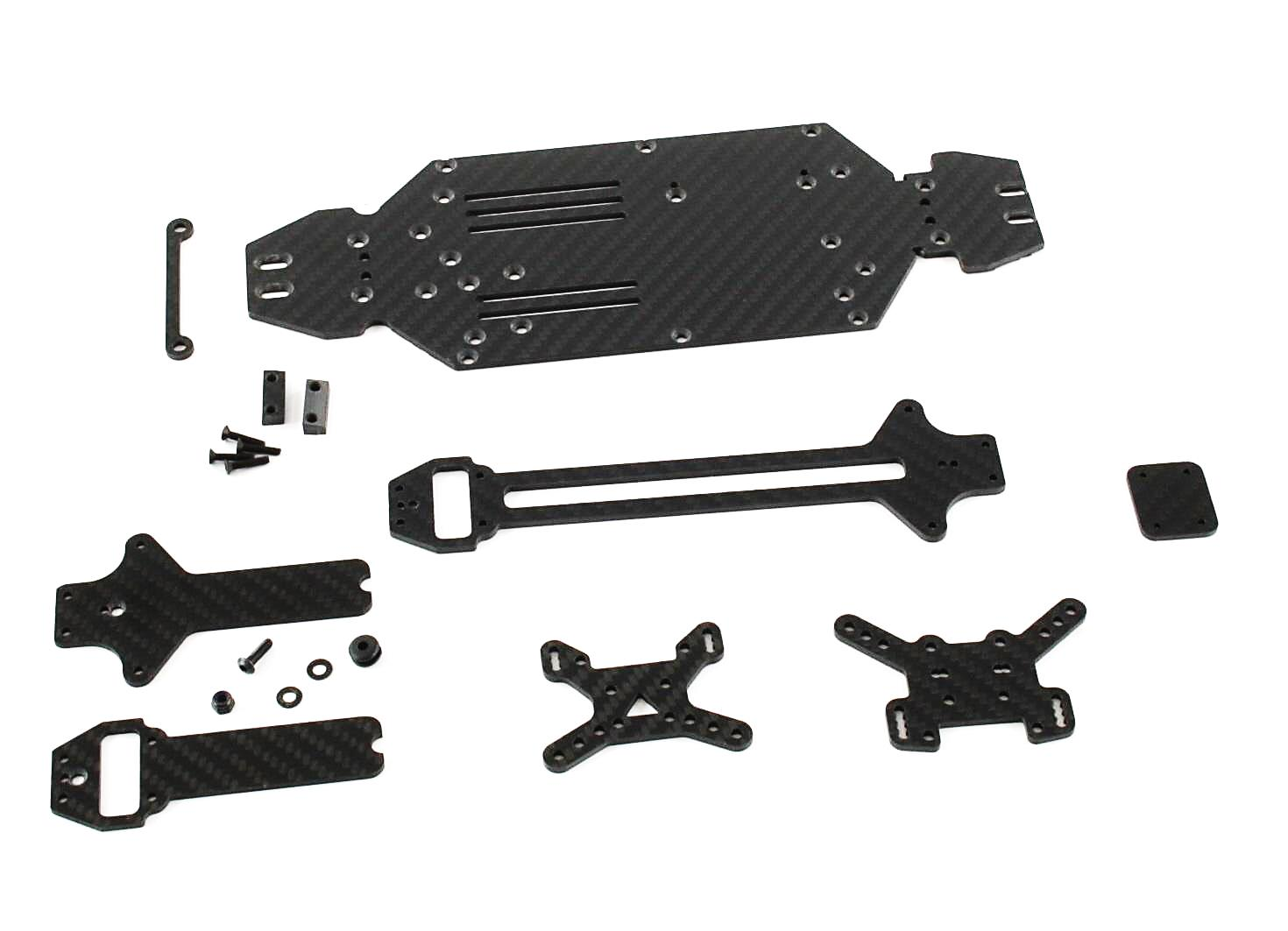 OneHobby-Tuning-Carbon-KIT-2,5mm-LC-Racing-Buggy-Monster Truck