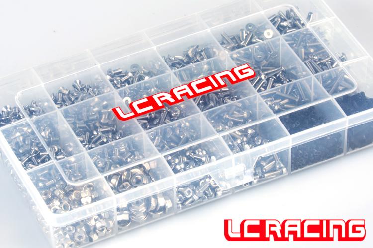 LC Racing Tuning Schrauben