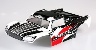 (Deutsch) Neue LC Racing RC Car Bodies