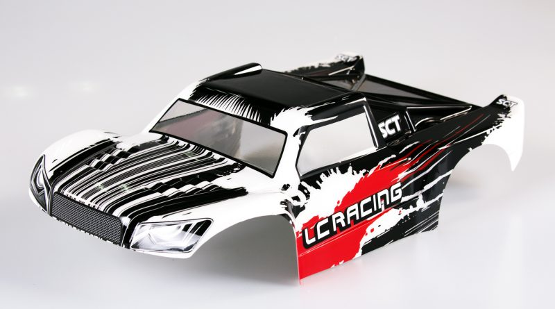 Neue LC Racing RC Car Bodies