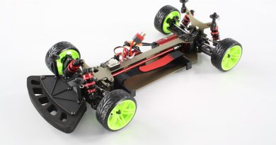 LC Racing EMB-TCD 1:10 Brushless Drift Car RTR