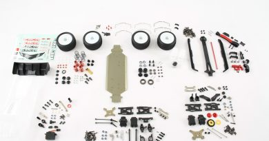 LC-Racing Mini Off-Road Truggy Kit 1:14 EMB-TGHK