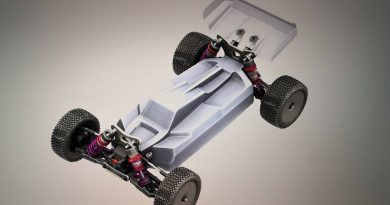 LC Racing Mini Off-Road Buggy 1:10