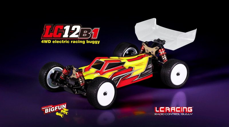 (Deutsch) LC-Racing LC12B1 Mini Brushless Off-Road Buggy 1:12 Kit LC12B1-HK